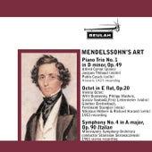 Mendelssohn's Art by Various Artists