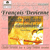 Devienne: Sonate per flauto e clavicembalo, Vol. 1 von Various Artists