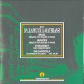 Ravel - Janáček - Stravinsky: Duo Dallapiccola-Materassi (1950-1958) de Sandro Materassi