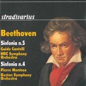 Beethoven: Symphonies Nos. 4 & 5 von Various Artists