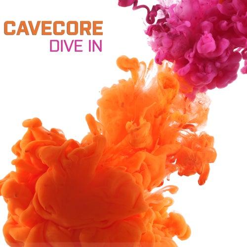Dive in van Caveman