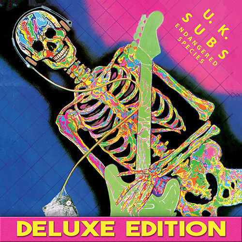 Endangered Species - Deluxe Edition by U.K. Subs