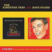 The Kingston Trio with Dave Guard de Various Artists