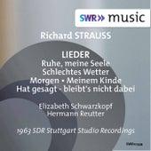R. Strauss: Lieder by Elisabeth Schwarzkopf