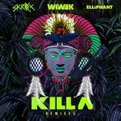 Killa Remixes de Skrillex
