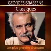 Classiques (Remasterisés) de Georges Brassens