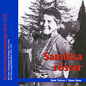 Sáme jiena - Samiska röster - Sámi Voices by Various Artists
