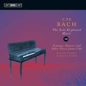 BACH, C.P.E: Keyboard Music, Vol. 18 (Spanyi) von Miklos Spanyi