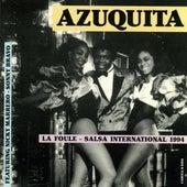 La foule - Salsa International von Azuquita