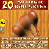 20 Super Bailables, Vol. 2 de Various Artists