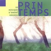 Printemps by André Gagnon