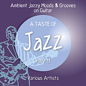 A Taste of Jazz, Pt. 11 (Ambient Jazzy Moods & Grooves on Guitar) von Various Artists