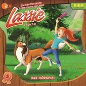 Lassie Hörspiel Folge 7 - 9 von Lassie