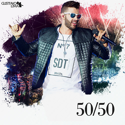 50/50 (Ao Vivo) - Single de Gusttavo Lima
