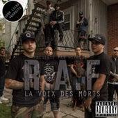 La voix des morts by Raf