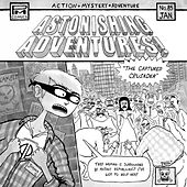 Astonishing Adventures by Perfect Pussy
