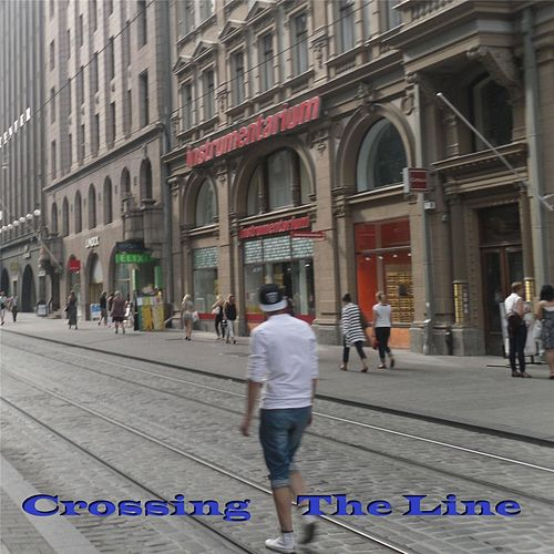 Crossing the Line by Billy Yfantis