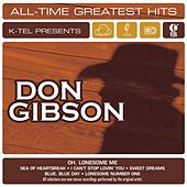 Don Gibson: All-Time Greatest Hits by Don Gibson