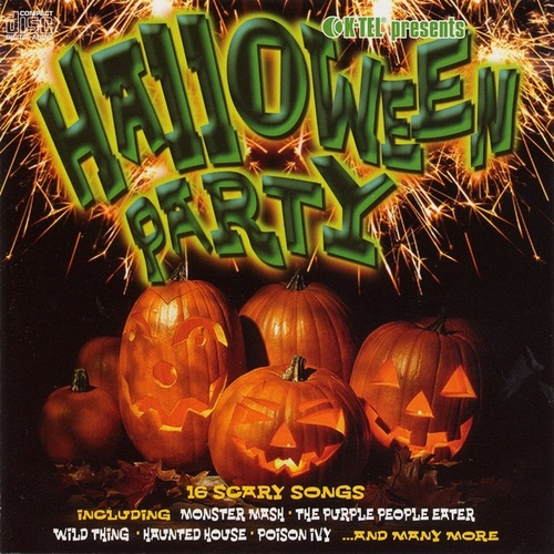 Halloween Party - 16 Scary Songs by Various Artists