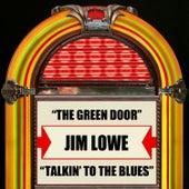 The Green Door / Talkin' To The Blues by Jim Lowe