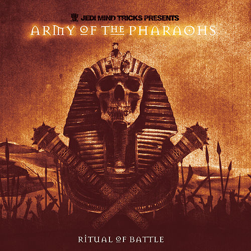 Ritual Of Battle by Army Of The Pharoahs