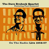 On The Radio Live 56-57 by Paul Desmond