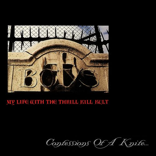 Confessions Of A Knife de My Life with the Thrill Kill Kult