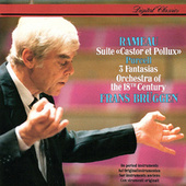 Rameau: Castor et Pollux Suite / Purcell: 3 Fantasias by Frans Brüggen