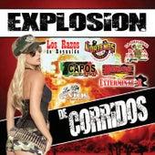 Explosion de Corridos by Various Artists