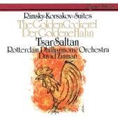 Rimsky-Korsakov: The Tale Of Tsar Saltan Suite; The Golden Cockerel Suite de David Zinman