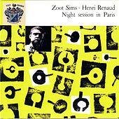 Night Session in Paris by Zoot Sims