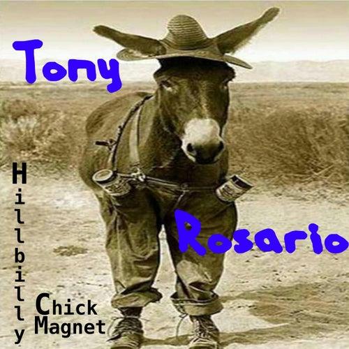 Hillbilly Chick Magnet by Tony Rosario