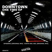 One Time EP de Downtown