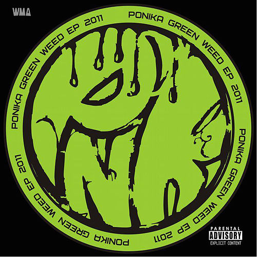 Green Weed by PNK