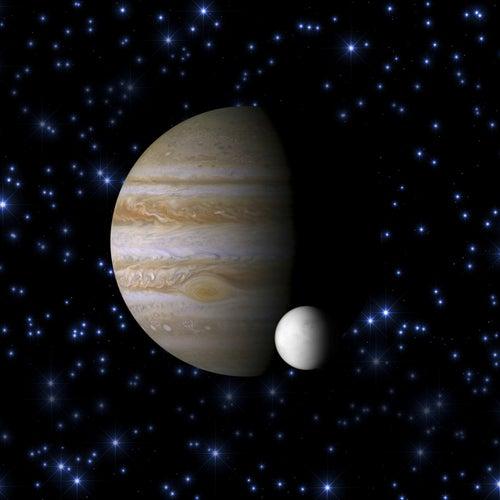Jupiter Via Nasa by Paul Speer