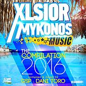 Xlsior Mykonos - The Compilation 2016 de Various Artists