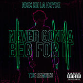 Never Gonna Beg For It - The Remixes by Various Artists