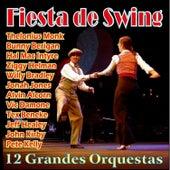 Fiesta de Swing Con las Mejores Orquestas by Various Artists