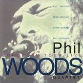 European Tour Live by Phil Woods