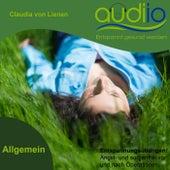 Entspannungsübungen: Angst- Und sorgenfrei vor und nach Operationen by Claudia Von Lienen