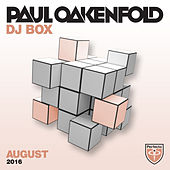 DJ Box August 2016 by Various Artists