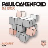 DJ Box August 2016 de Various Artists