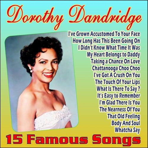 15 Famous Songs by Dorothy Dandridge