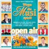 Wenn die Musi spielt - Sommer Open Air 2016 von Various Artists
