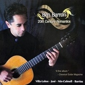 20th Century Romantics de Ben Barron