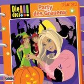 032/Party des Grauens von Die Drei !!!