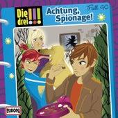 040/Achtung, Spionage! von Die Drei !!!