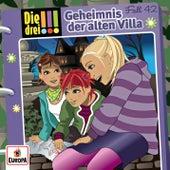 042/Geheimnis der alten Villa von Die Drei !!!
