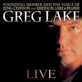 Live by Greg Lake
