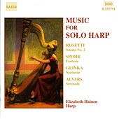 Music For Solo Harp by Various Artists